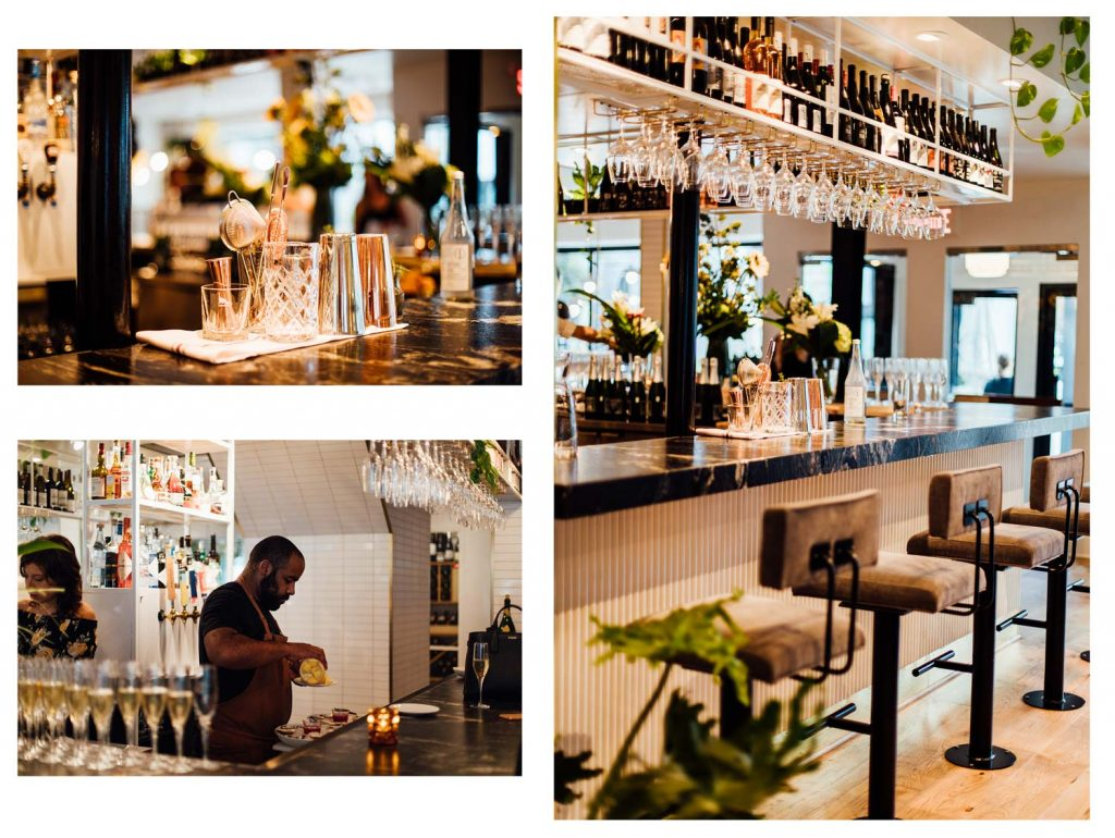 bar design restaurant Joséphine