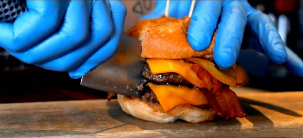 burger parfait resto le hachoir