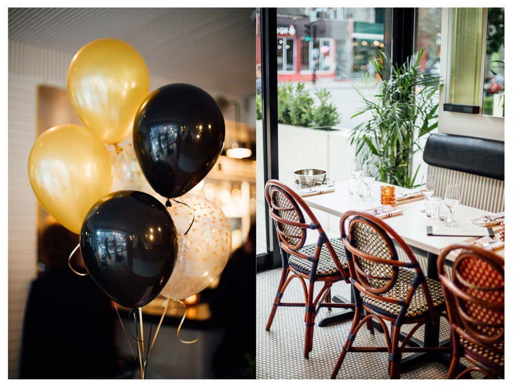 ouverture officielle Joséphine restaurant