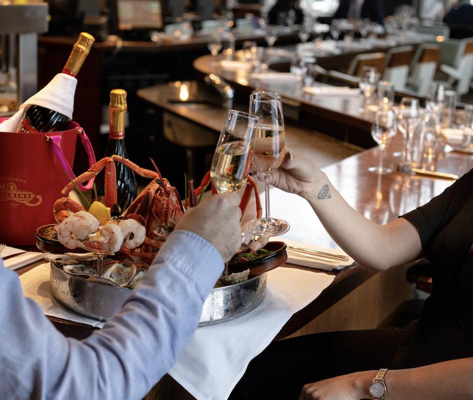Le belon restaurant fruits de mer