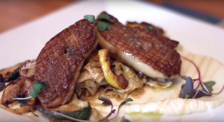 Le foie gras po l du chef de chez ma grosse truie ch rie - Poele de top chef ...